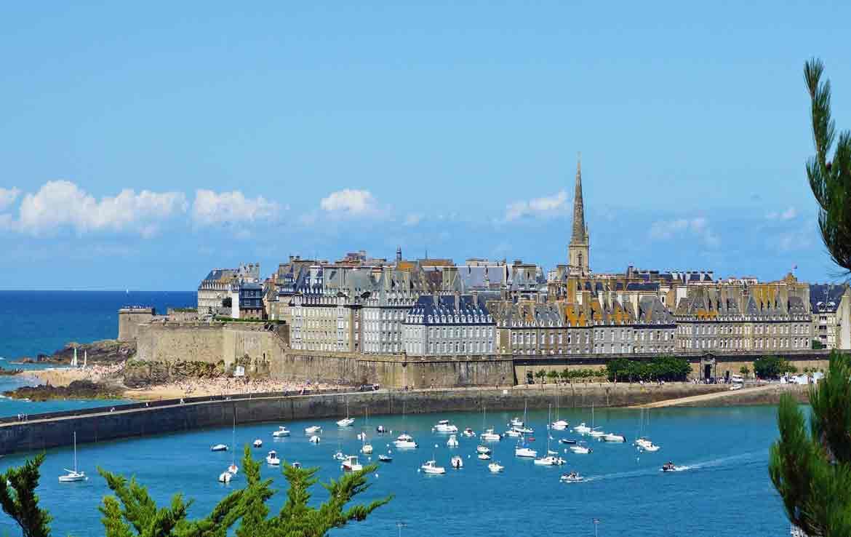Port de Saint-Malo - Programme Fidexi Nue-Propriété à Saint-Malo