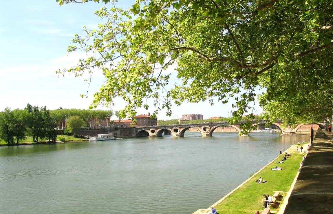 La Garonne à Toulouse - Programme en Nue-Propriété à Toulouse