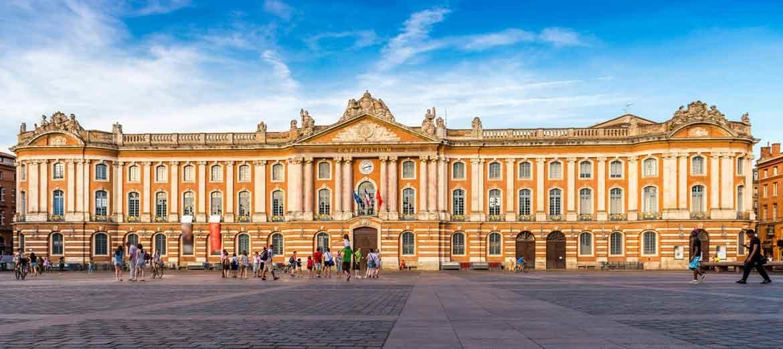 Le Capitole à Toulouse - Programme en Nue-Propriété à Toulouse