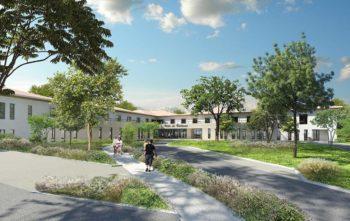 Location meublée Fidexi - Villa Valrose à Latresne - Perpective du programme