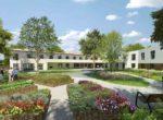 Location meublée Fidexi - Villa Valrose à Latresne - Perpective du programme à Latresne