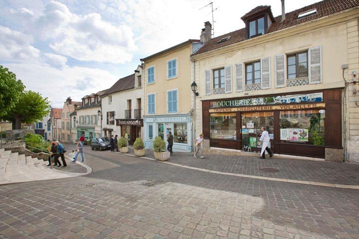 Fidexi - Résidence en Nue-propriété à Louveciennes - Centre-ville