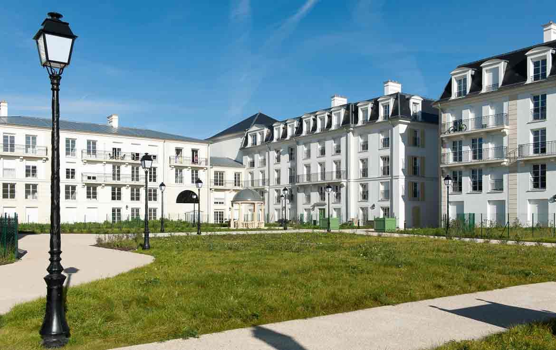 Les jardins de l'Elbe - Programme Nue-Propriété à Serris-Val d'Europe