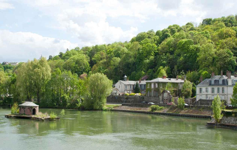 Fidexi - Résidence en Nue-propriété à Louveciennes - Bords de Seine
