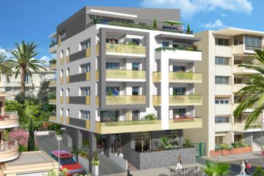 Fidexi - Résidence en Nue-propriété à Juan-les-Pins - Villa Paola