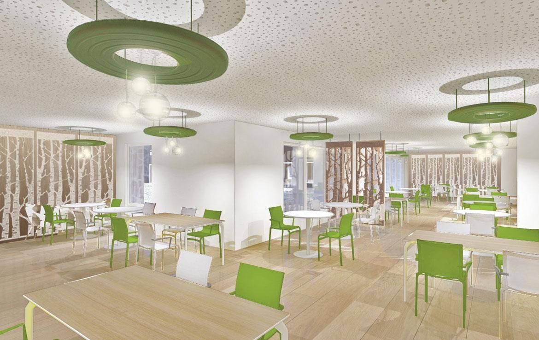 Fidexi location meublee à Ennery Pontoise - SSR - salle à manger