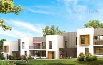 Fidexi - Résidence en Nue-propriété à Nantes - Les Terrasses Botaniques