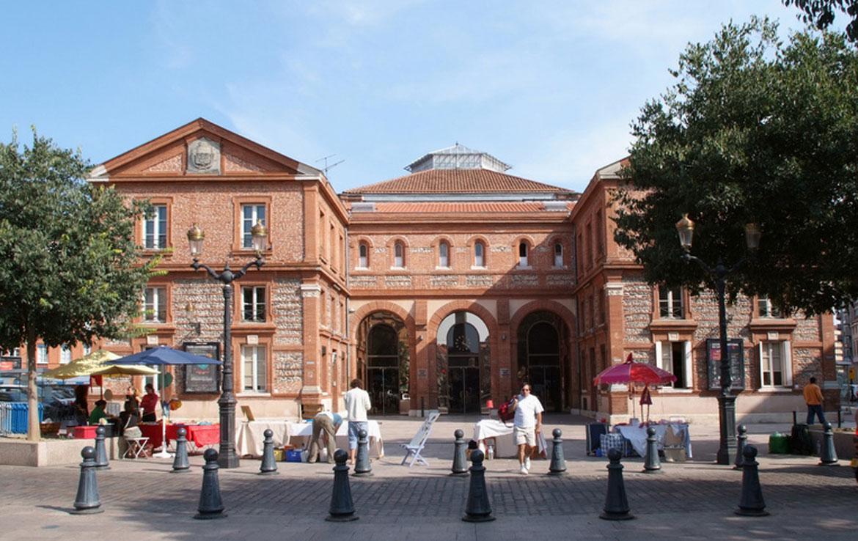 Nue-propriété à Toulouse - La Halle aux Grains
