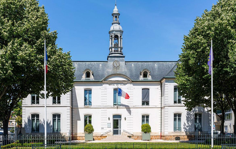 Fidexi - Résidence en Nue-propriété à Chatou - Mairie de Chatou