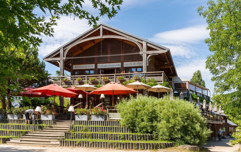Fidexi - Résidence en Nue-propriété à Chatou - Restaurant Chatou