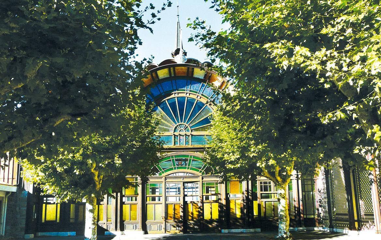 Fidexi - Résidence en Nue-propriété à Évian-les-Bains - Buvette Cachat