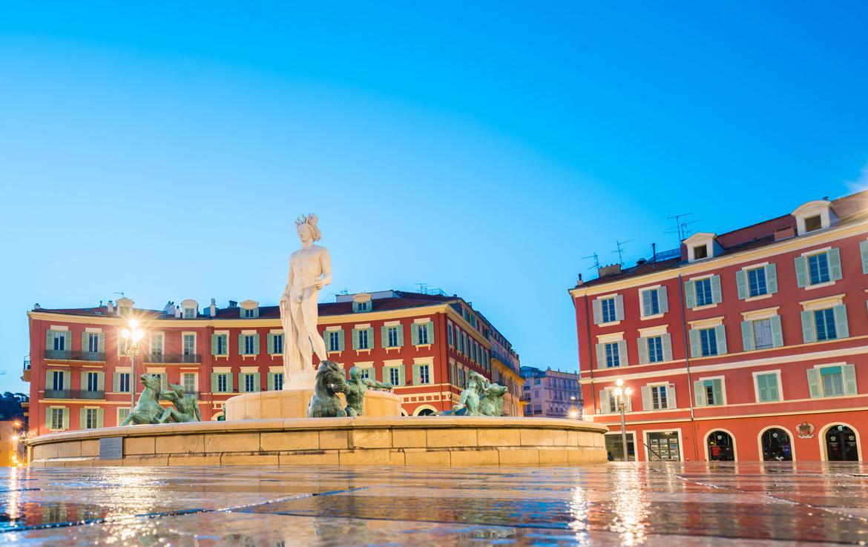 Fidexi - Résidence en Nue-propriété à Nice - Place Masséna