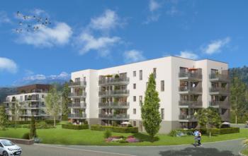 Fidexi - Résidence en Nue-propriété à Évian-les-Bains - Living Léman