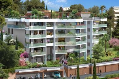 Fidexi - Résidence en Nue-propriété à Nice - Villa Angela