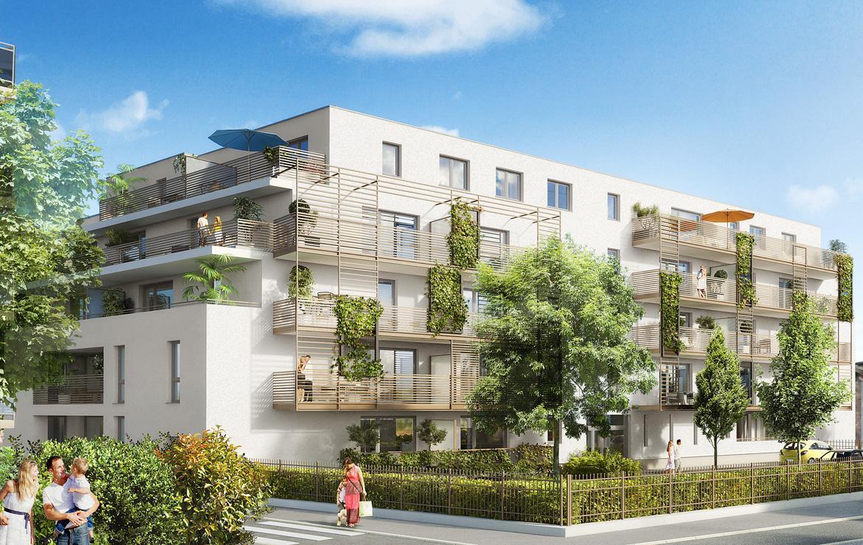 Fidexi - Résidence en Nue-propriété à Toulouse - In Situ