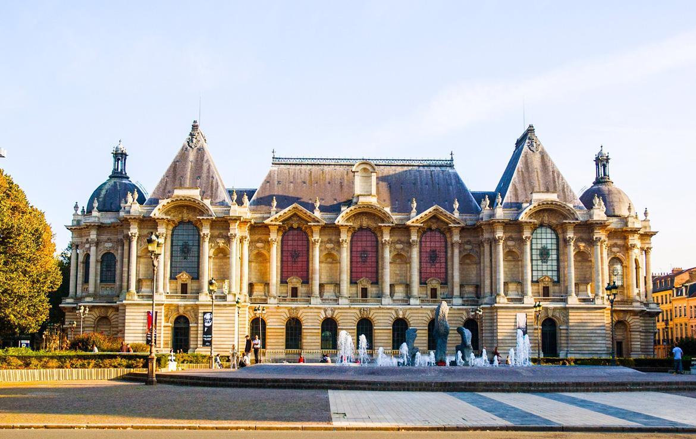 Fidexi - Résidence en Nue-propriété à Lille - Palais des Beaux Arts