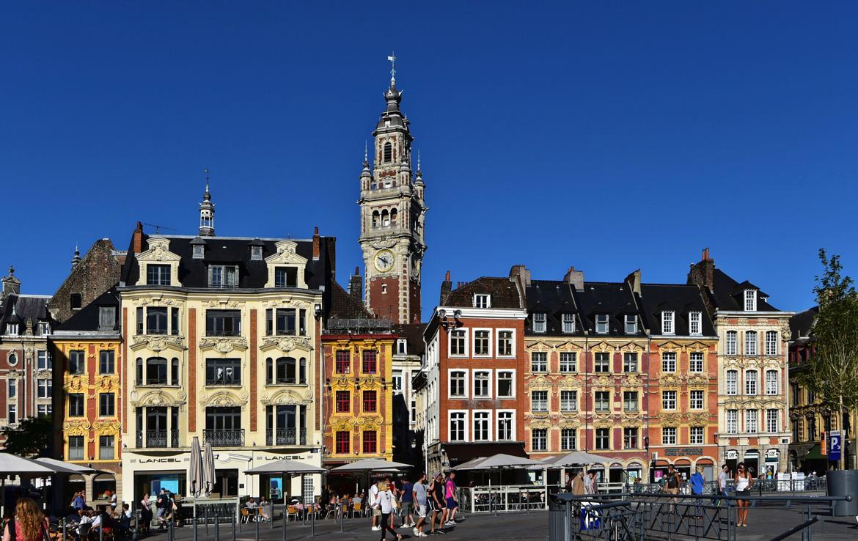 Fidexi - Résidence en Nue-propriété à Lille - Grand Place