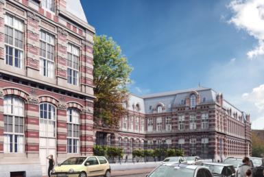 Fidexi - Résidence en Nue-propriété à Lille - Cosmopole - Rue Jean Bart