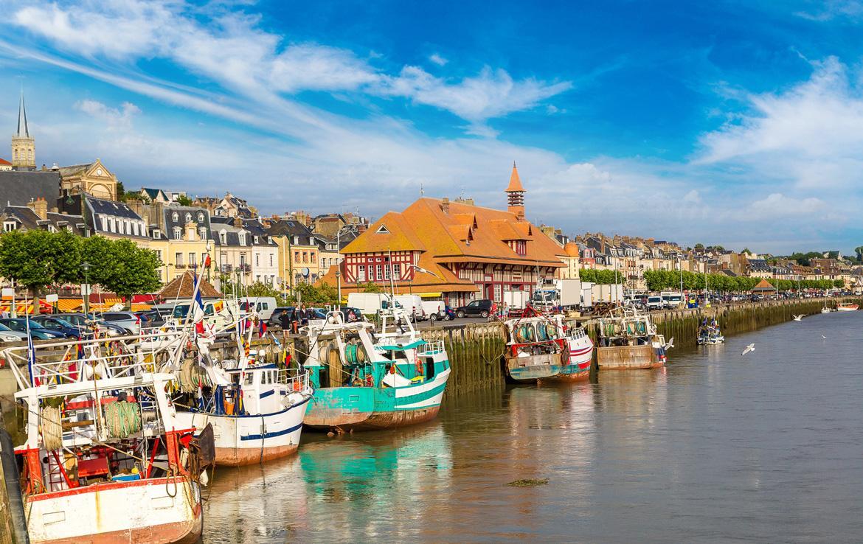 Fidexi - Résidence en Nue-propriété à Trouville-sur-Mer - Marché aux Poissons