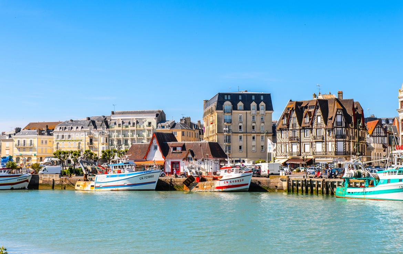 Fidexi - Résidence en Nue-propriété - Centre-ville de Trouville-sur-Mer