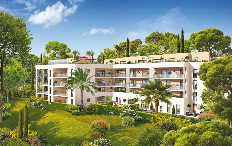 Fidexi - Résidence en Nue-propriété à Bormes-les-Mimosas - Villa Levante