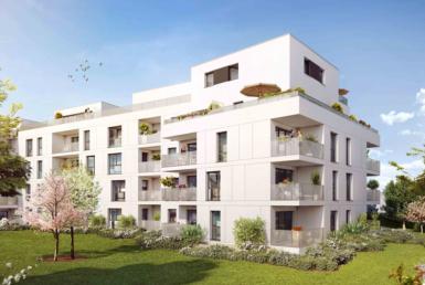 Fidexi - Résidence en Nue-propriété à Rennes - Trio Verde