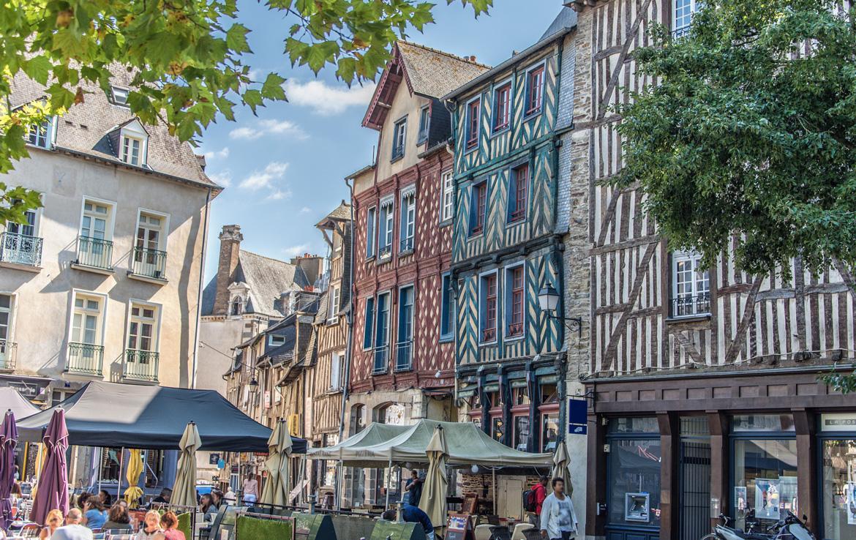 Fidexi - Résidence en Nue-propriété à Rennes - Centre-historique de Rennes
