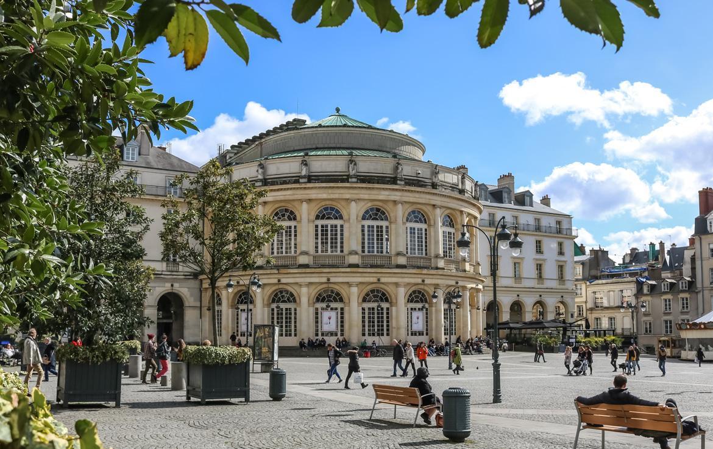 Fidexi - Résidence en Nue-propriété à Rennes - Opéra de Rennes