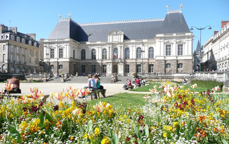 Fidexi - Résidence en Nue-propriété à Rennes - Parlement de Bretagne