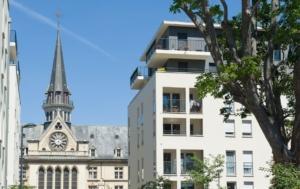 Fidexi - Résidence en Nue-propriété à Caen - Les Jardins de l'Odon