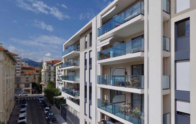 "Nue-propriété à Nice, résidence ""Coeur Opaline"""