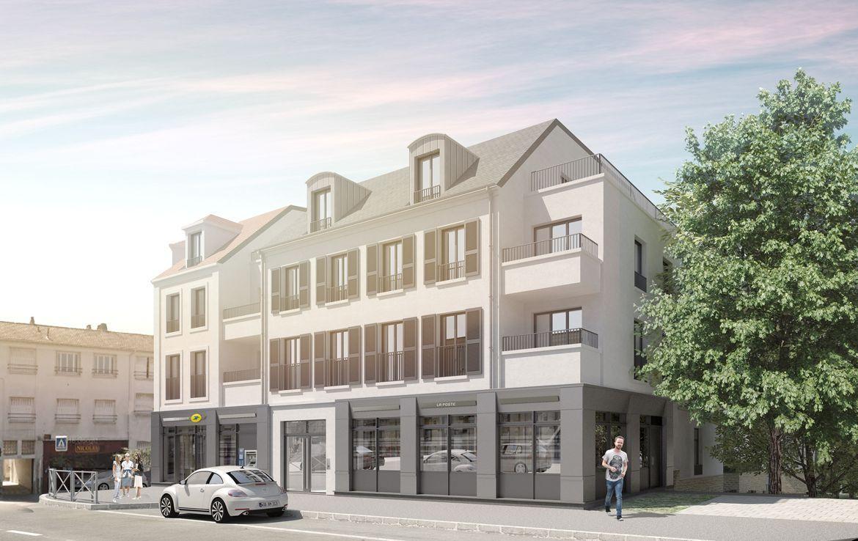 Fidexi - Résidence en Nue-propriété à Sucy-en-Brie - Clos Sévigné - rue Sémard