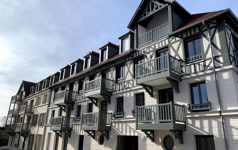 Nue-propriété à Trouville-sur-Mer, Résidence Andersen