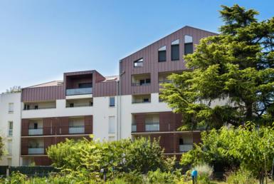 Investir en nue-propriété à Chatou, résidence Pictural