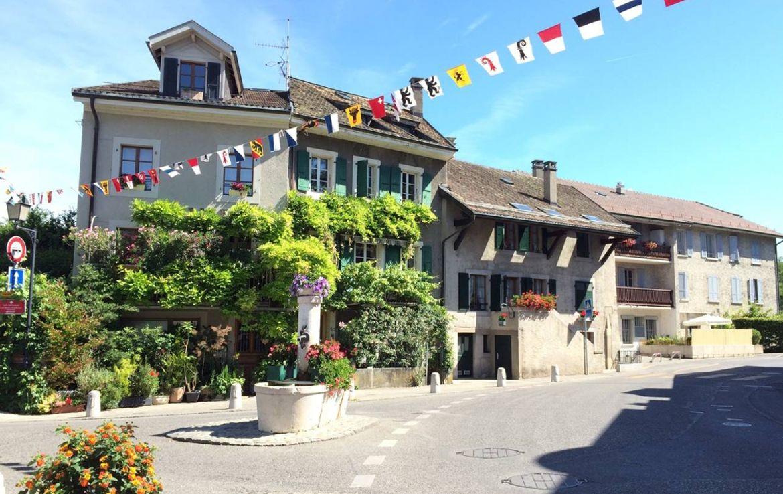 Fidexi - Résidence en Nue-propriété - Village de Chens-sur-Léman