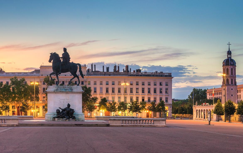 Fidexi - Place Bellecour à Lyon - Résidence en Nue-propriété