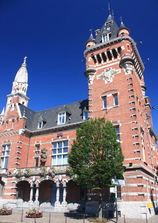 Résidence en Nue-propriété à La Madeleine - Lille, mairie de La Madeleine