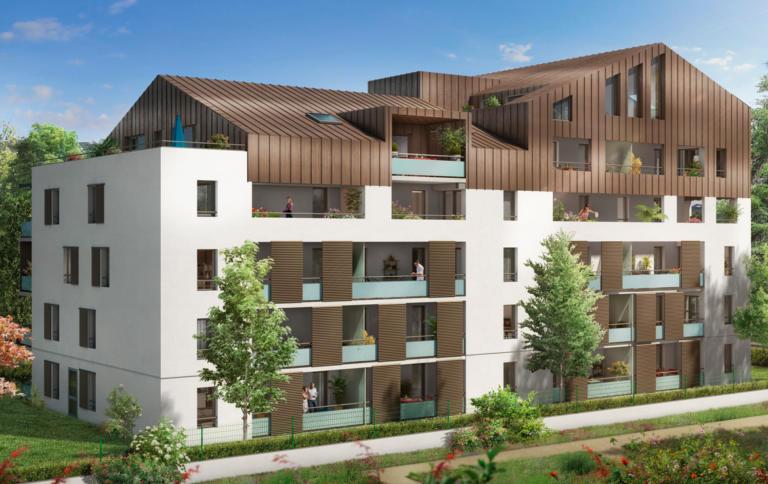 Fidexi - Résidence en Nue-propriété à Toulouse -