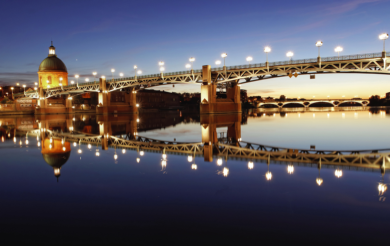 Fidexi - Résidence en Nue-propriété à Toulouse - Le Pont Saint-Pierre