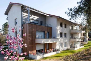 """Fidexi - Résidence en Nue-propriété à Ecully-Lyon - """"West Park"""""""