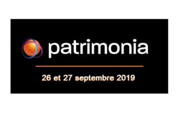 Convention Patrimonia 2019 Lyon