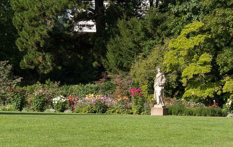 Nue-propriété à Nantes, le parc de Procé