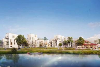 """Investir en Nue-propriété à Rennes, résidence """"Plaisance, le Village Saint-Martin"""""""