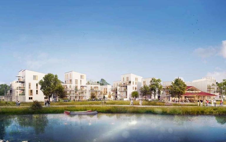 Investir en Nue-propriété à Rennes, résidence