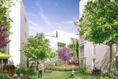 """Fidexi - Résidence en Nue-propriété à Toulouse """"In Town"""""""
