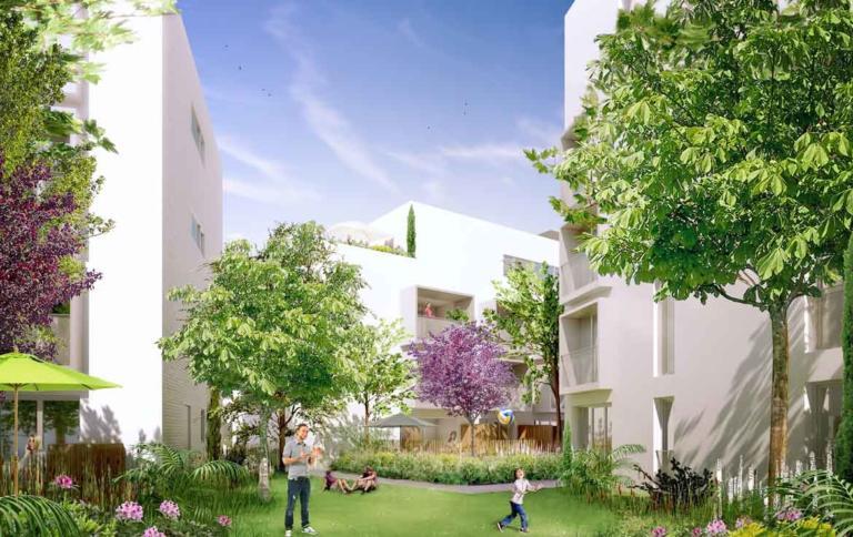 Fidexi - Résidence en Nue-propriété à Toulouse