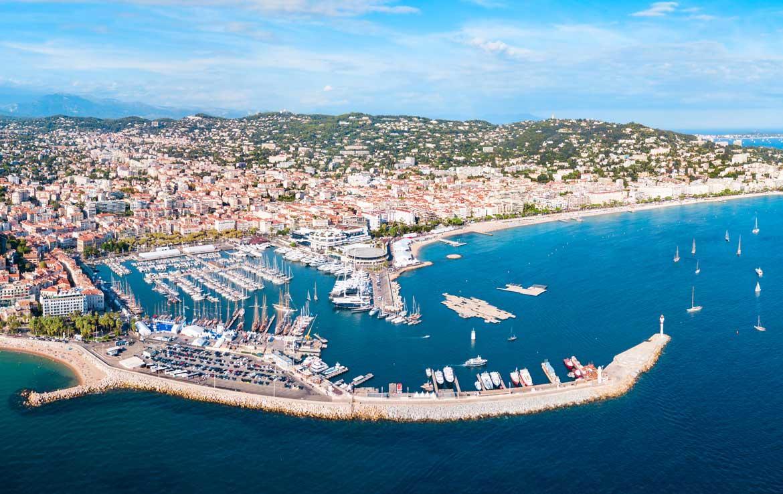 Nue-propriété à Cannes, le Vieux Port