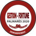 Palmarès de Gestion de Fortune 2020