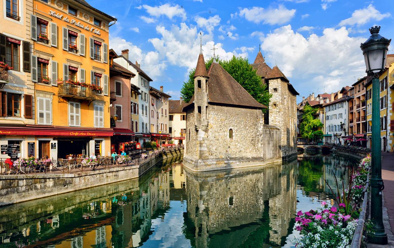 Investir en nue-propriété à Annecy