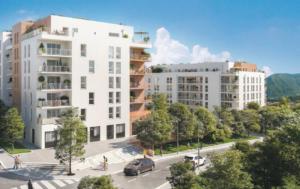 Investir en nue-propriété à Annecy, résidence Grand Angle